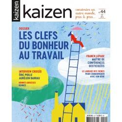 Kaizen 44 : Les clefs du bonheur au travail