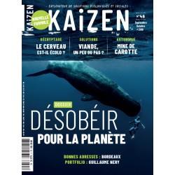 Kaizen 46 : Désobéir pour la planète