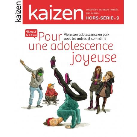 Lot hors-série N°5, N°7 et N°9 - Enfance et adolescence joyeuse
