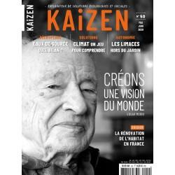 Kaizen 50 : Rénovation énergétique, un pilier de la transition (version numérique)