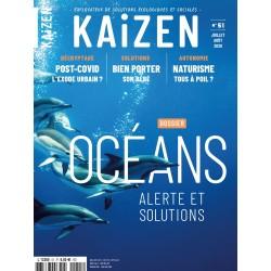 Kaizen 51 : Océans, alerte et solutions