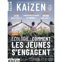 Kaizen 52 : Écologie : comment les jeunes s'engagent (version numérique)