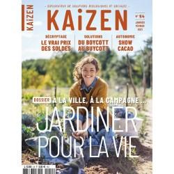 KAIZEN 54 : Jardiner pour la vie