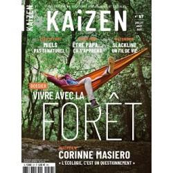 KAIZEN 57 : Vivre avec la forêt (version numérique)