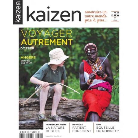 Kaizen 26 : Voyager Autrement