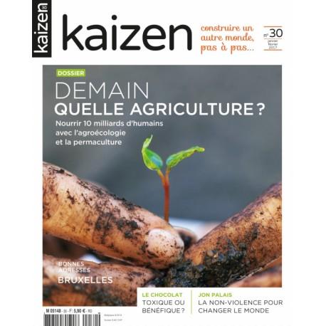 Kaizen 30 : Demain quelle agriculture ?
