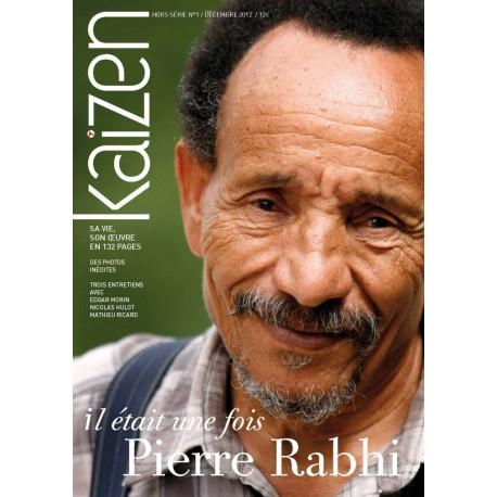 "Hors-série 1 ""Pierre Rabhi"""