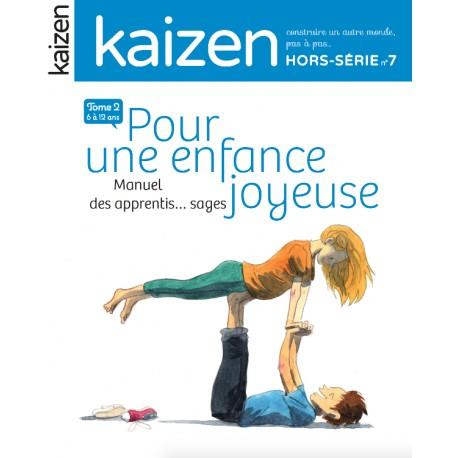 """Hors-série N°7 """"Pour une enfance joyeuse"""" (Tome 2)"""
