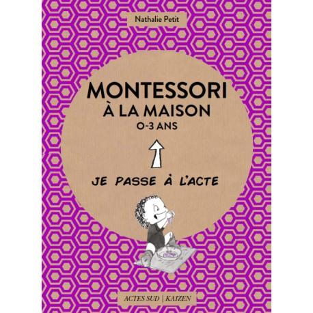 Montessori à la maison (0-3 ans)