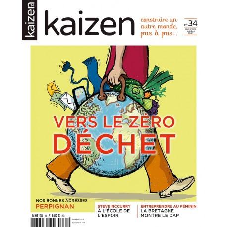 Kaizen 34 : Vers le zéro déchet