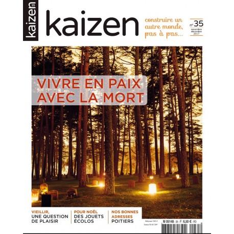 Kaizen 35 : Vivre en paix avec la mort