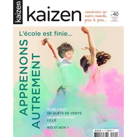 Kaizen 40 : Apprendre autrement