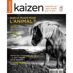 Kaizen 41 : La médiation animale