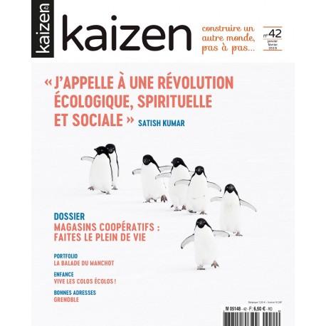 Kaizen 42 : Le défi des magasins collaboratifs