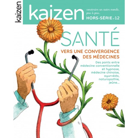 Hors-série N°12 - A PARAITRE - La convergence des médecines