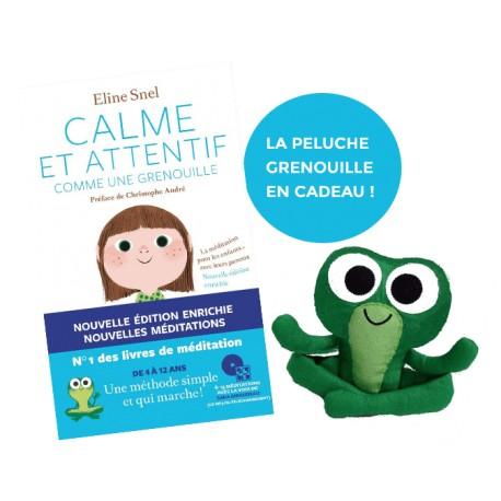 Calme et attentif comme une grenouille – Nouvelle version enrichie !!