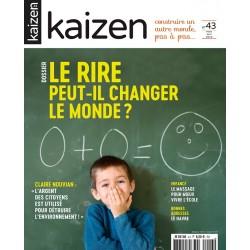 Kaizen 43 : Le rire peut-il changer le monde ?